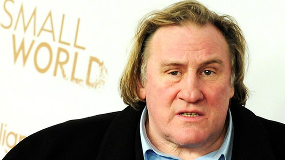 Gerard Depardieu, 2010 in Berlin