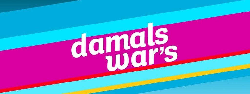 WWW DAMALS WARS GEWINNSPIEL