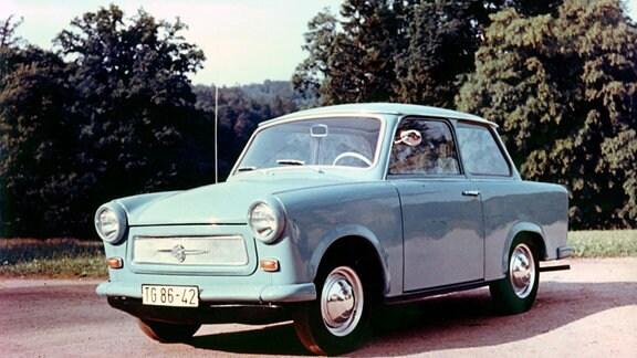 Trabant P 601 Limousine blau
