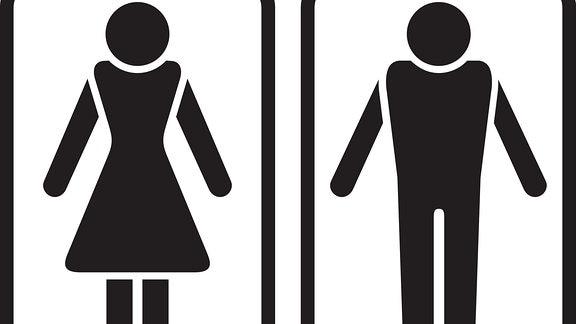 Toiletten-Symbol