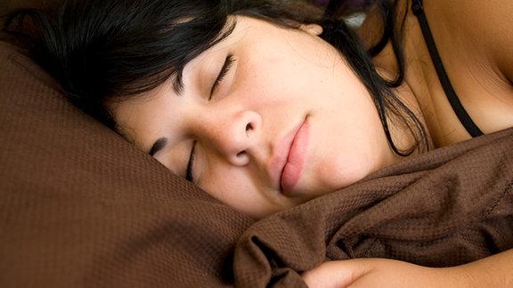 Rund ein Drittel unseres Daseins verbringen wir im Schlaf.