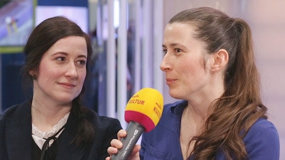 Claudia und Nadja Beinert im Interview.