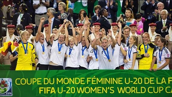 Frauenfußball-WM U20 - Nigeria Deutschland 0:1