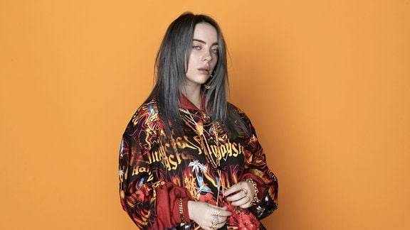 Billie Eilish Pressefotos 2019