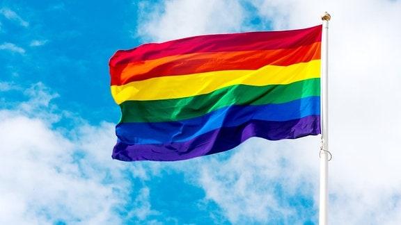 Regenbogenflagge