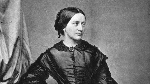 Abbildung von Clara Schumann