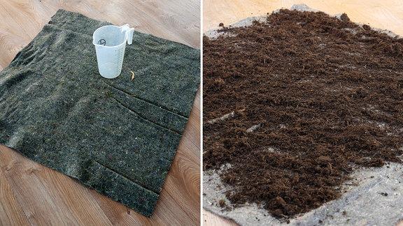 so wird ein kompost im garten angelegt mdr de. Black Bedroom Furniture Sets. Home Design Ideas