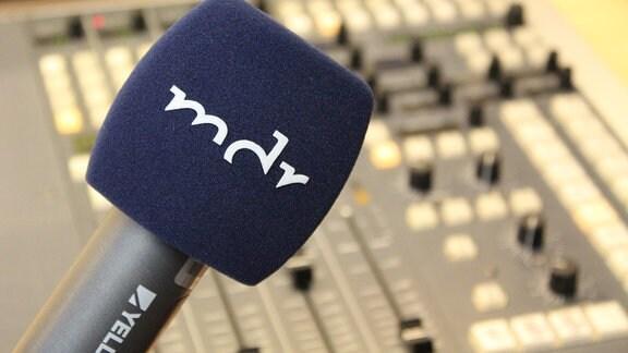 Popschutz Mikrofon MDR