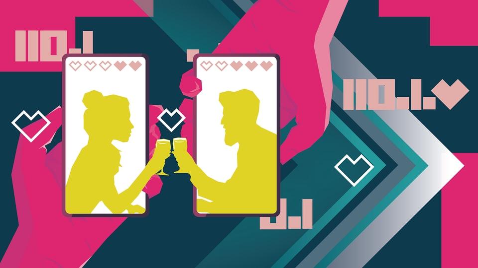 Online-Dating-Erpressung