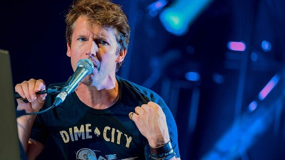 James Blunt - The Afterlove Tour Konzert in der Messe Erfurt