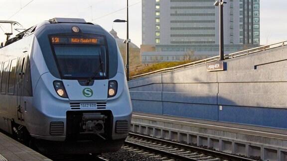 Citytunnel-Station: Leipzig-MDR