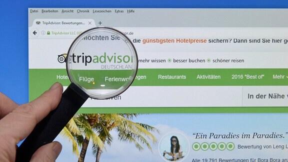 Hotelbewertung bei tripadvisor