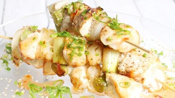 Fingerfood-Fleisch