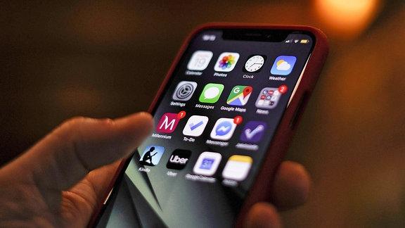 Ein iPhone