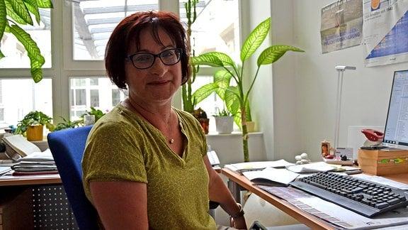 Andrea Heyer, Verbraucherzentrale Leipzig