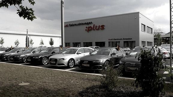 Autohaus in Dresden