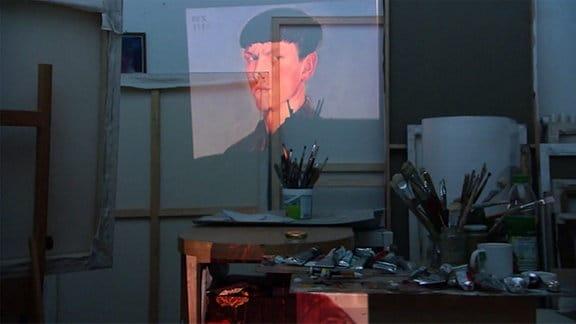 Bild eines Mannes