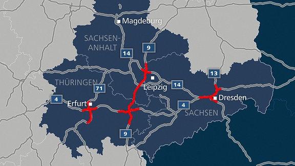 Stauprognose Osterverkehr 2019