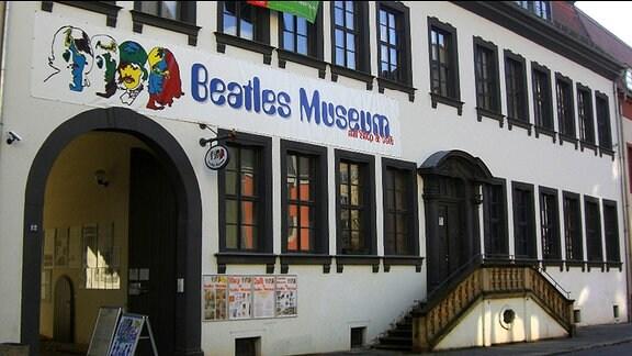 Beatles Museum Halle