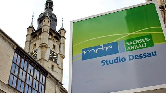 MDR SACHSEN-ANHALT Studio in Dessau