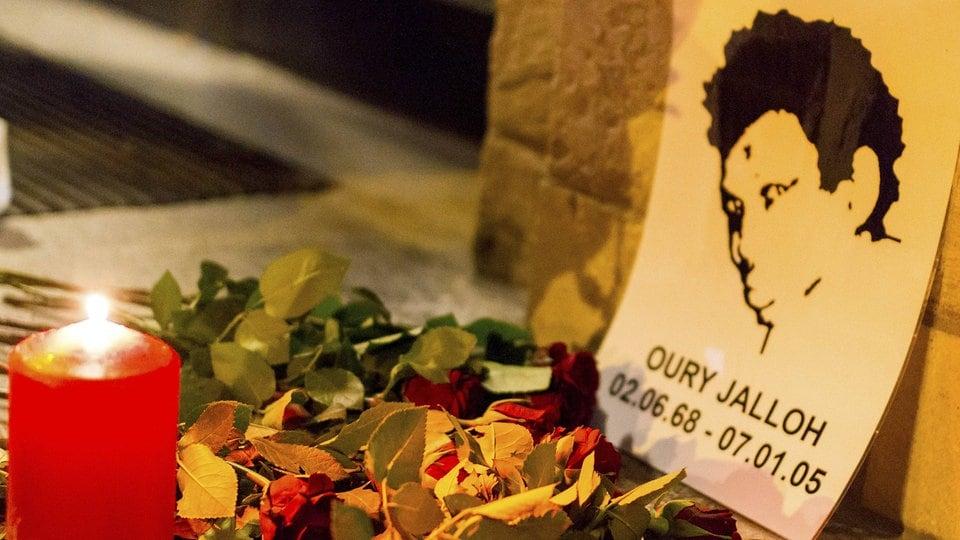Oury Jalloh: Gutachter schließt Selbsttötung aus | MDR.DE