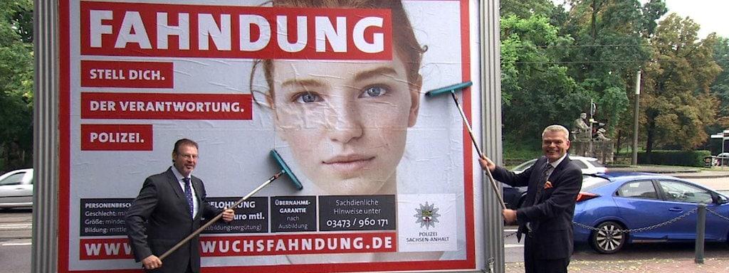 polizei sachsen anhalt wants you - Polizei Sachsen Anhalt Bewerbung