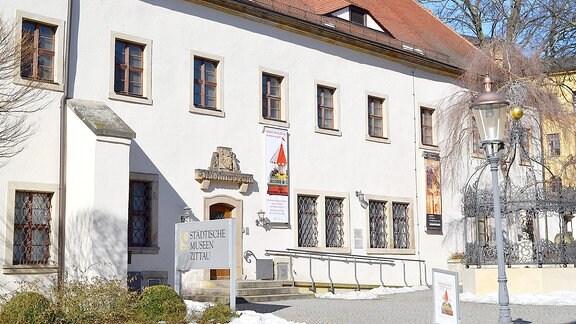 Städtisches Museum Zittau.