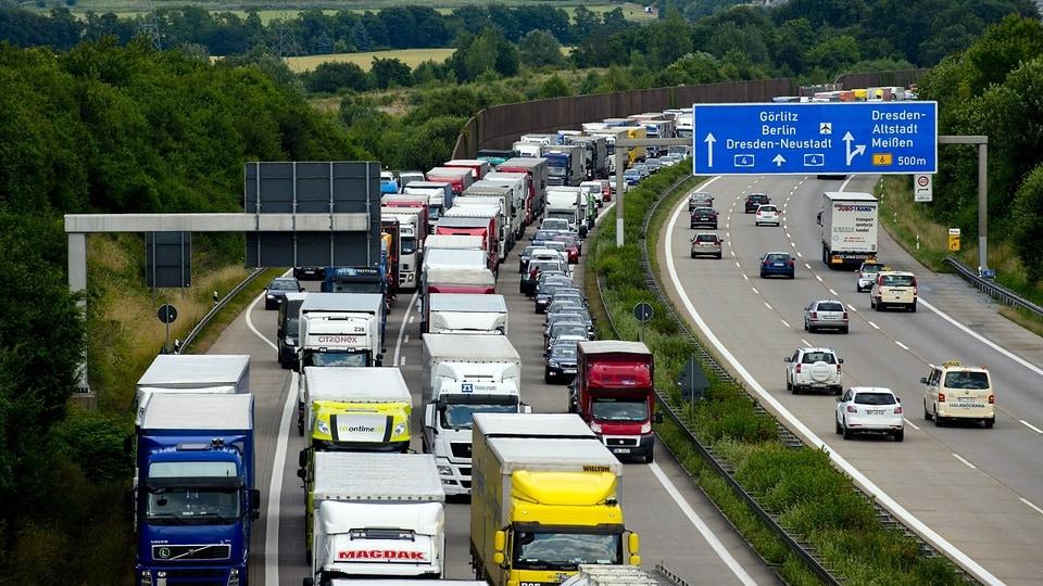 Verkehrsmeldungen Thüringen