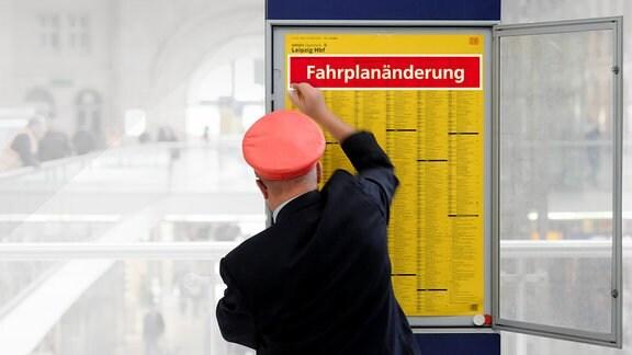 Fahrplanwechsel