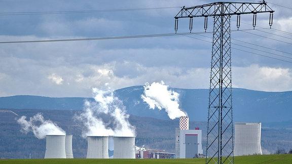 Kohlekraftwerk in Turow