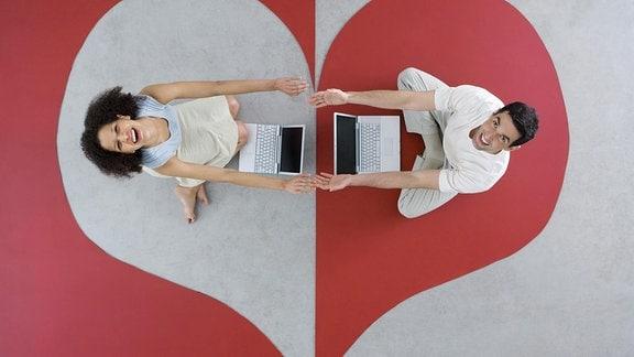 Online-Dating nicht blockiert