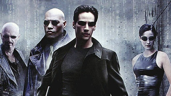 Filmplakat Matrix