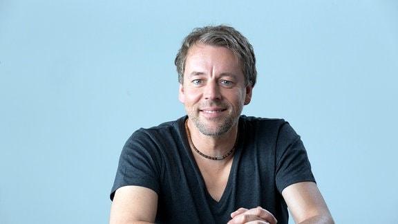 Moderator Thorsten Kutschke