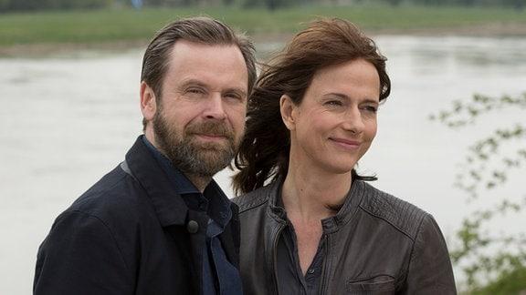 Matthias Matschke, Claudia Michelsen