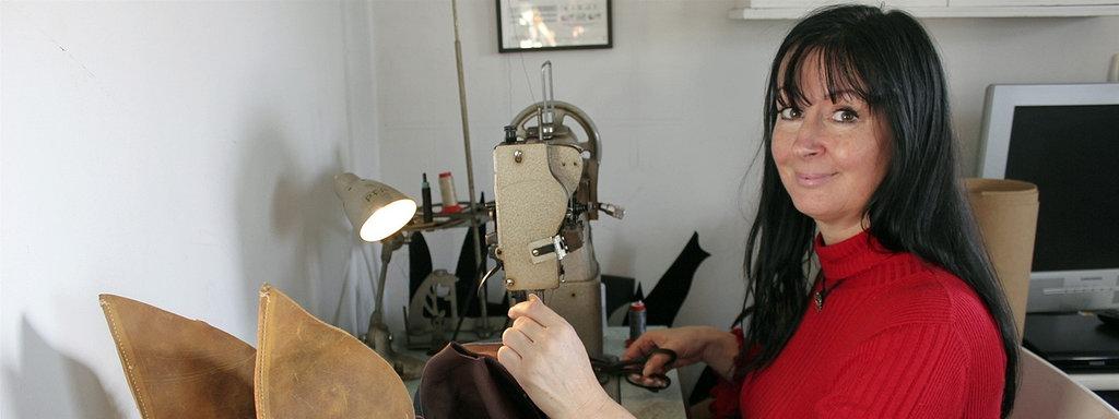 Von Mokassin bis Salamander Schuhproduktion in Weißenfels