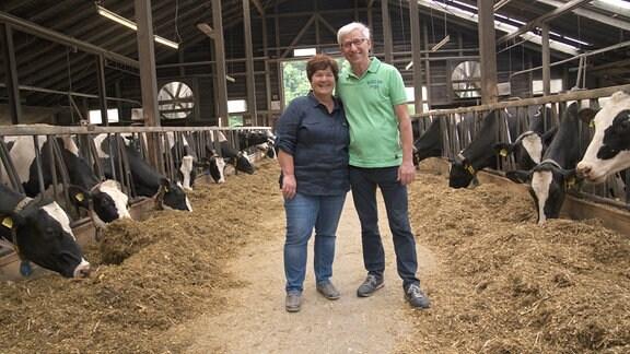 Sibylle und Uwe Klug