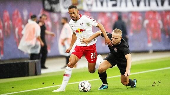 RB Leipzig - Sorja Luhansk