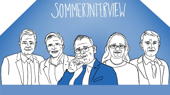 Sommerinterview Bodo Ramelow