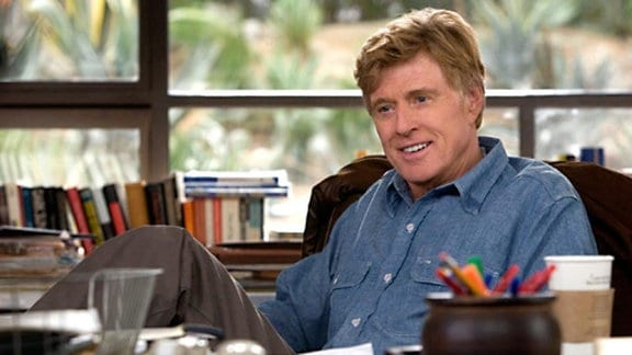 Der idealistische Professor Malley (Robert Redford)