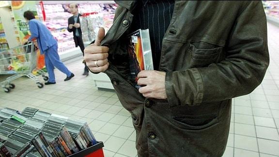 Diebstahl im Laden