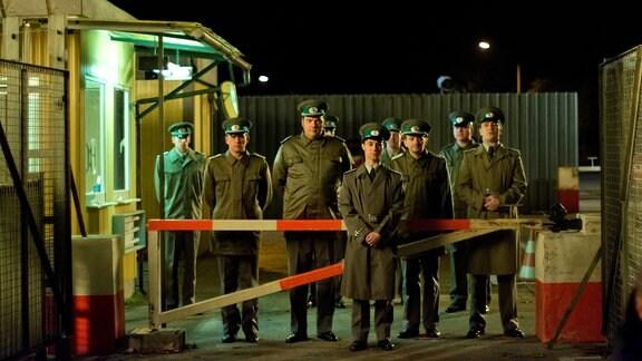 Bornholmer Straße - Die unglaubliche, aber wahre Geschichte des Oberstleutnant Harald Schäfer