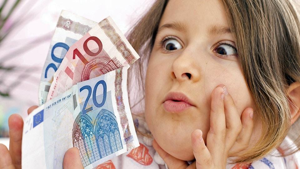 Wann Bekommt Man Die 300 Euro Pro Kind