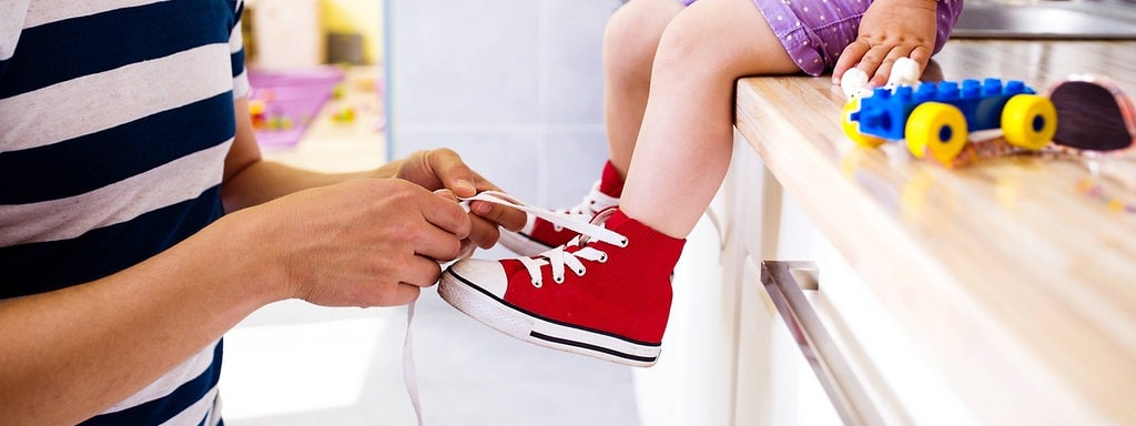 Kinderschuhe kaufen: Der richtige Schuh für kleine Füße