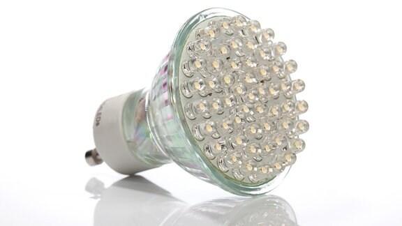 LED-Strahler für Halogen- Spot