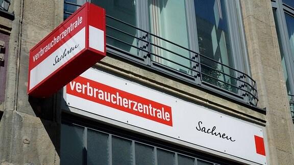 Verbraucherzentrale in Leipzig,