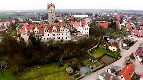 Renaissance Schloss Plötzkau