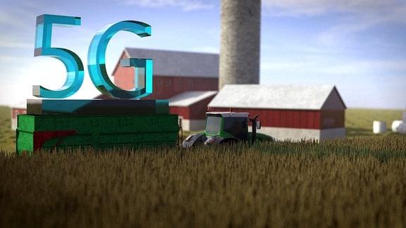 5G auf dem Lande