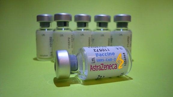 AstraZeneca Impfdosen