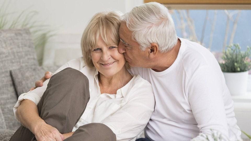 Sex Im Alter Ist Gesund