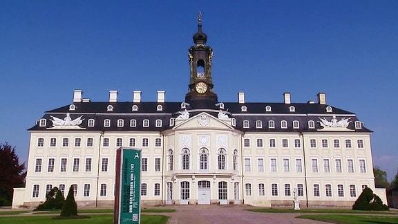 Schloss Hubertusburg